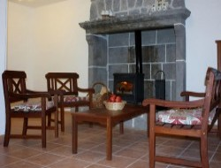 Self-catering house in Auvergne.