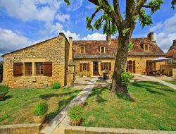 Self-catering gites close to Sarlat in Dordogne