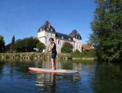 Gite dans un chateau de Dordogne.