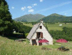 Self-catering gite in the Pyrenees Mountain.