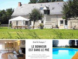 Gite a louer près de Saumur.