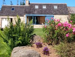 Holiday home in the center of Brittany, France. near Pleyben