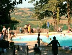 Holiday village in Aveyron. near Ladinhac