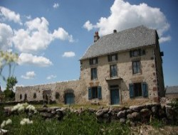 Holiday house in the Cantal, Auvergne.