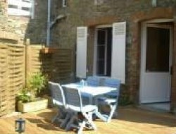 Self-catering apartment in Dinard.