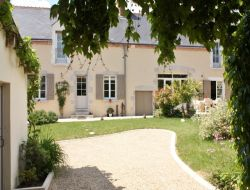 Bed and Breakfast close to Blois in France.