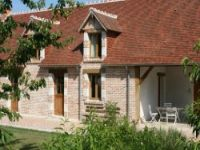 Holiday house close to Chambord in Loire Valley.