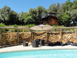 B & B with swimming pool in Provence.