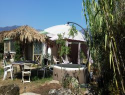 Holiday accommodation in southern Corsica