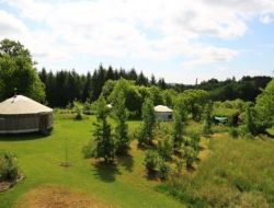 Unusual stay in Yurt in the Limousin