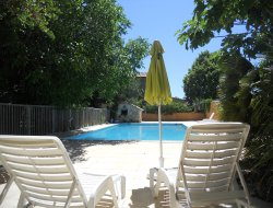 Holiday gites in the Gard, Languedoc. near Labastide de Virac