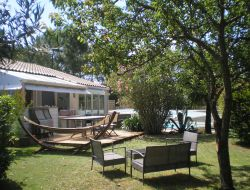 Bed and Breakfast on the Oleron Island near Saint Laurent de la Prée