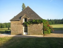 Holiday cottage in center of Brittany.