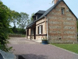 Holiday cottage close to Le Havre in France.