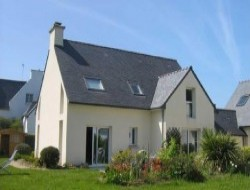 Seaside holiday accommodation in Southern Brittany. near Clohars Carnoet