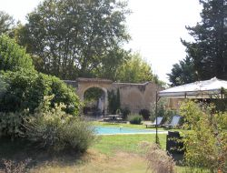 Holiday rentals close to Avignon in France.