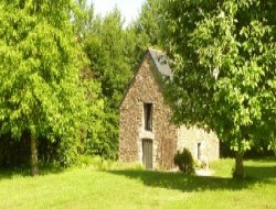 Charming cottage in in north Brittany. near Miniac Morvan