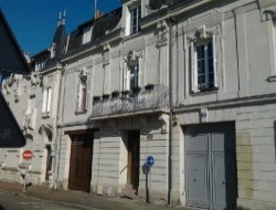 Self-catering apartment in Saumur.