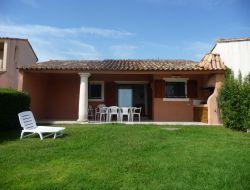 Village de vacances en Corse.