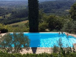 Cottage with pool in Ardeche. near Laurac en Vivarais