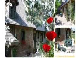 Holiday cottage close to Le Havre in Normandy.