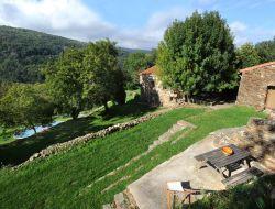 Gite de grande capacité dans les Pyrénées Orientales.
