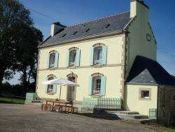 Holiday gite in west Brittany near Saint Nic