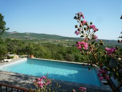 Bed & Breakfast in Ardeche, France.