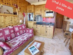 Holiday accommodation in Combloux ski resort.