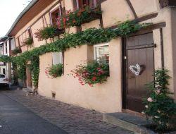Location saisonniere à Riquewihr.