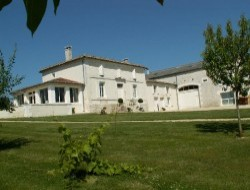 B & B in the Charente