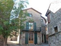 Holiday cottage in the south of Aveyron.