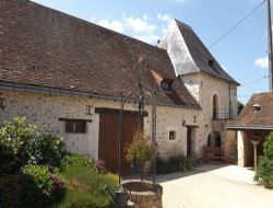 Holiday cottage close to Saumur.
