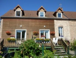 Holiday house close to Abbeville in France.