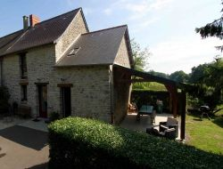 Holiday house close to Rennes in Brittany. near Bain de Bretagne