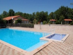 Holiday village close to Millau in Aveyron. near Saint Affrique