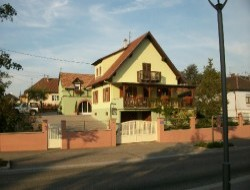 Holiday home in Alsace, France near Selestat