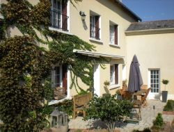 B & B close to Saumur in Loire Area