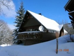 Holiday home in Auvergne Ski Resort.