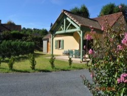 Holiday home close to Sarlat in Dordogne.