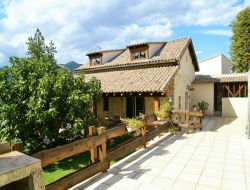 B & B close to montelimar in south of France near Alba la Romaine
