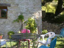 Holiday cottage in the Vercors in France near Recoubeau Jansac