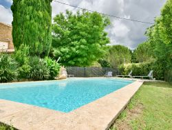 Holiday home in the Gard, Languedoc. near Saint Pierre de Mézoargues