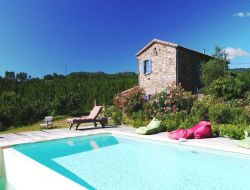 B & B in Ardeche, Rhone Alps.