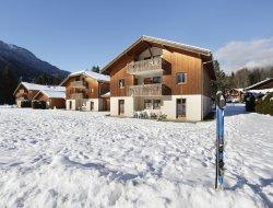 Hébergement de vacances avec piscine à Samoens en Haute Savoie