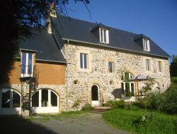 Saint Germain sur Ay Location d'un manoir en Normandie