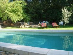 Holiday homes close to Nimes in Languedoc. near Uzes