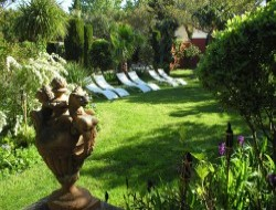 B & B close to Perpignan in France near Canet en Roussillon