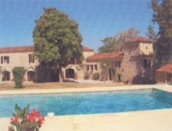 Holiday home in the Lot et Garonne. near Saint Front sur Lémance