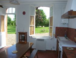 Holiday home close to Blois and Orleans.